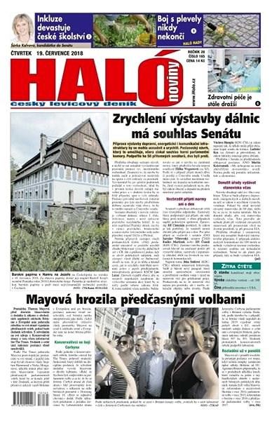 Haló noviny - 19_07_2018 - Elektronické noviny