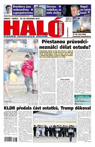 Haló noviny - 28_07_2018 - Elektronické noviny