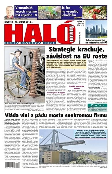 Haló noviny - 16_08_2018 - Elektronické noviny