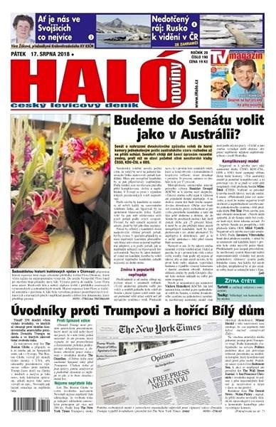 Haló noviny - 17_08_2018 - Elektronické noviny