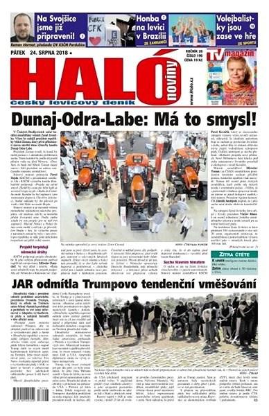 Haló noviny - 24_08_2018 - Elektronické noviny