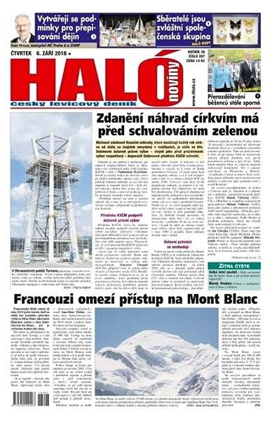 Haló noviny - 06_09_2018 - Elektronické noviny