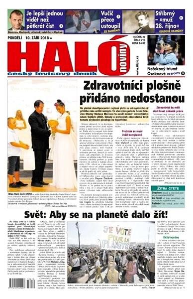 Haló noviny - 10_09_2018 - Elektronické noviny