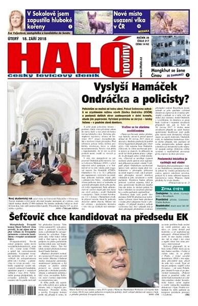 Haló noviny - 18_09_2018 - Elektronické noviny