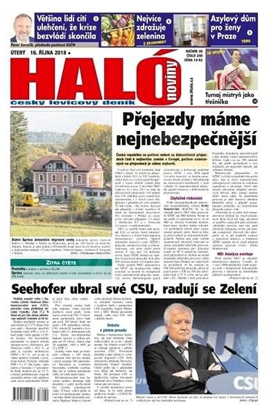 Haló noviny - 16_10_2018 - Elektronické noviny
