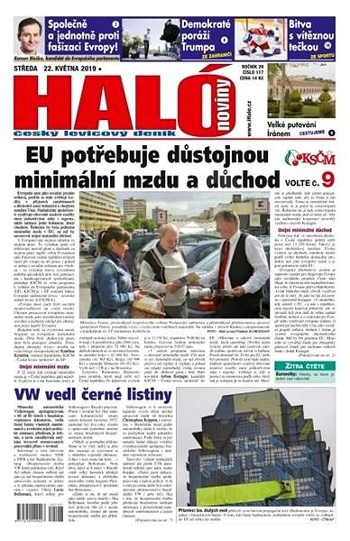 Haló noviny - 22_05_2019 - Elektronické noviny