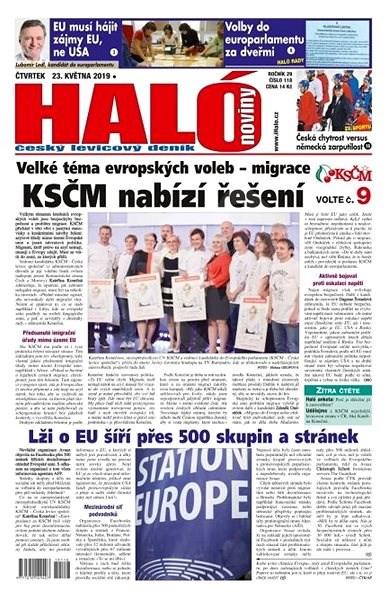 Haló noviny - 23_05_2019 - Elektronické noviny