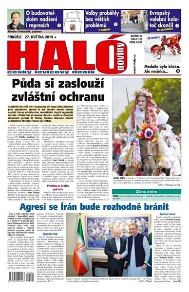 Haló noviny - 27_05_2019 - Elektronické noviny
