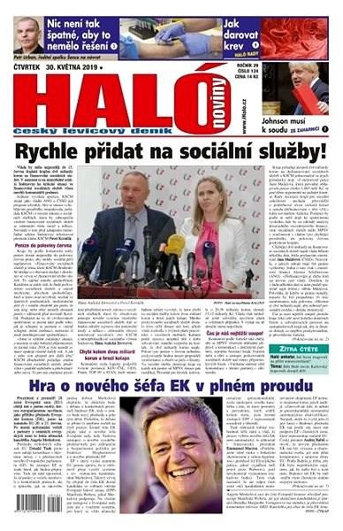 Haló noviny - 30_05_2019 - Elektronické noviny