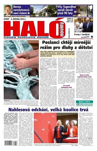 Haló noviny - 04_06_2019 - Elektronické noviny