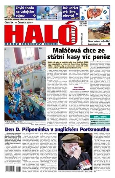 Haló noviny - 06_06_2019 - Elektronické noviny