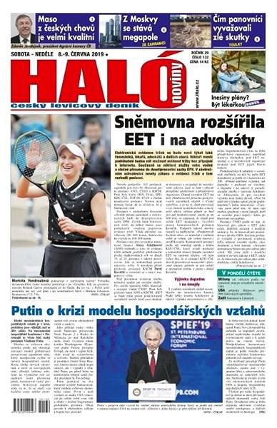 Haló noviny - 08_06_2019 - Elektronické noviny