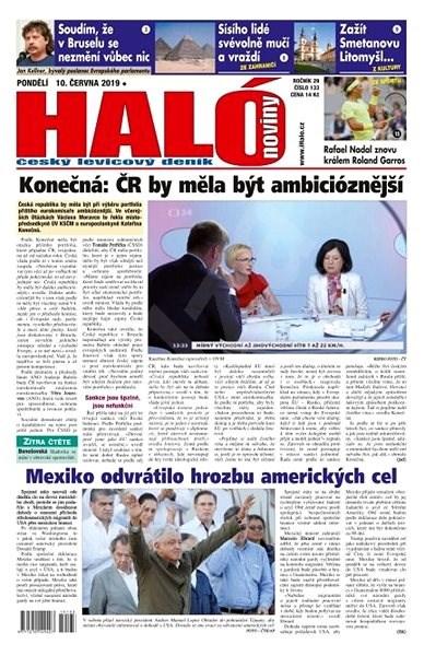 Haló noviny - 10_06_2019 - Elektronické noviny