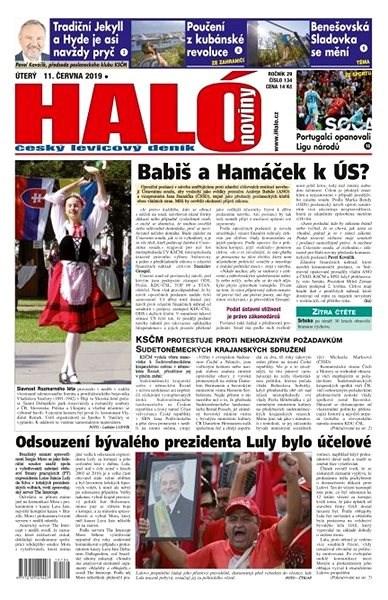 Haló noviny - 11_06_2019 - Elektronické noviny