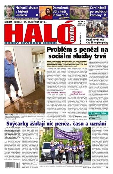 Haló noviny - 15_06_2019 - Elektronické noviny