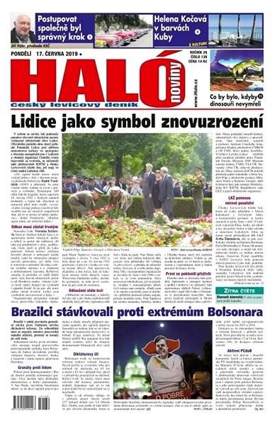 Haló noviny - 17_06_2019 - Elektronické noviny