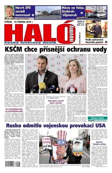 Haló noviny - 19_06_2019 - Elektronické noviny