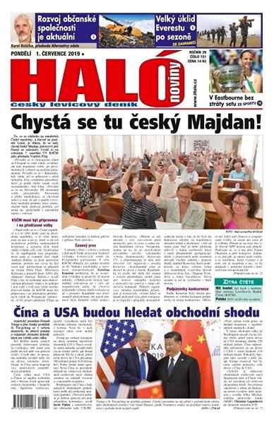 Haló noviny - 01_07_2019 - Elektronické noviny