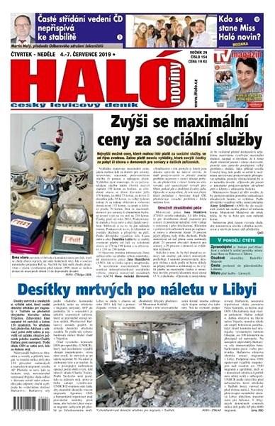 Haló noviny - 04_07_2019 - Elektronické noviny