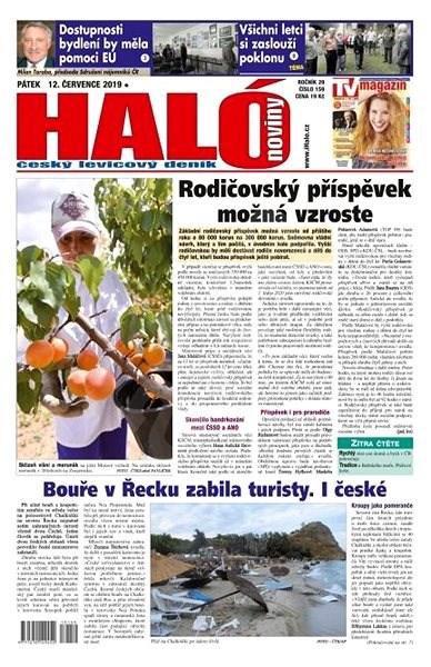 Haló noviny - 12_07_2019 - Elektronické noviny