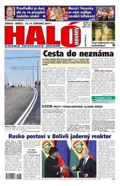 Haló noviny - 13_07_2019 - Elektronické noviny