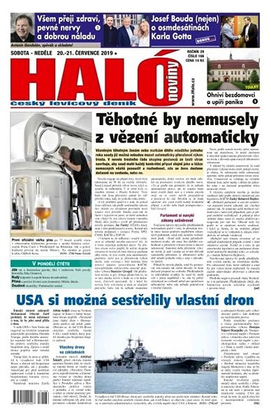 Haló noviny - 20_07_2019 - Elektronické noviny