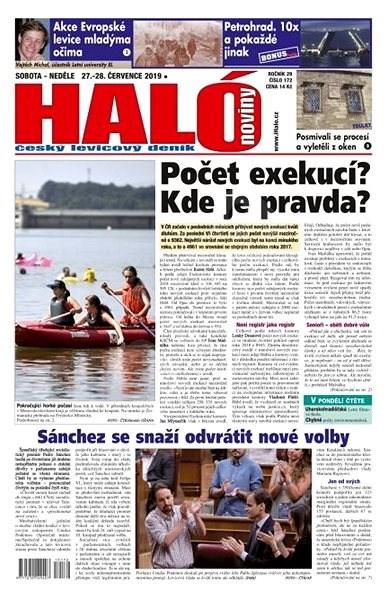 Haló noviny - 27_07_2019 - Elektronické noviny
