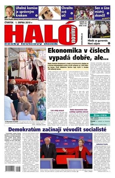 Haló noviny - 01_08_2019 - Elektronické noviny