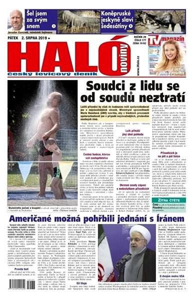Haló noviny - 02_08_2019 - Elektronické noviny