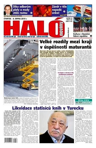 Haló noviny - 08_08_2019 - Elektronické noviny