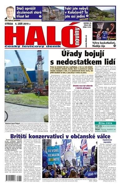 Haló noviny - 04_09_2019 - Elektronické noviny