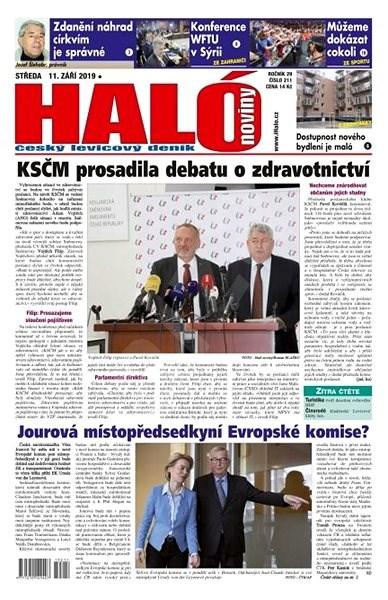 Haló noviny - 11_09_2019 - Elektronické noviny