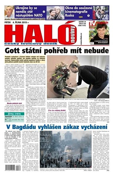 Haló noviny - 04_10_2019 - Elektronické noviny