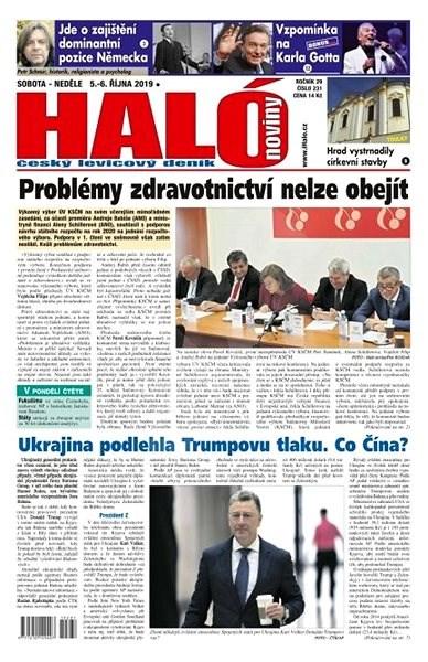 Haló noviny - 05_10_2019 - Elektronické noviny