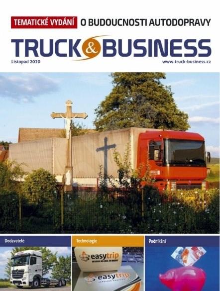 Truck & business - 4/2020 - Elektronický časopis