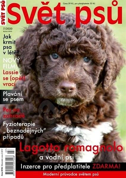 Svět psů - 07/2020 - Elektronický časopis