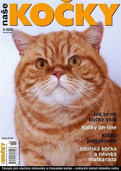 Naše kočky - 06/2020 - Elektronický časopis