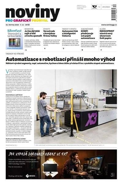 Noviny pro grafický průmysl - 12/2020 - Elektronický časopis