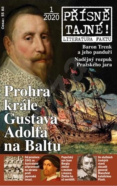 PŘÍSNĚ TAJNÉ! - 1/2020 - Elektronický časopis