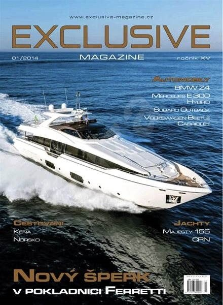 EXCLUSIVE - 01/2014 - Elektronický časopis