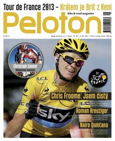 Magazín Peloton - 08 - Elektronický časopis