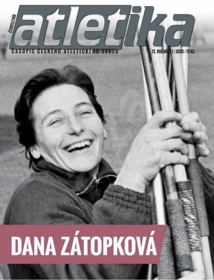 Atletika - I/2020 - Elektronický časopis