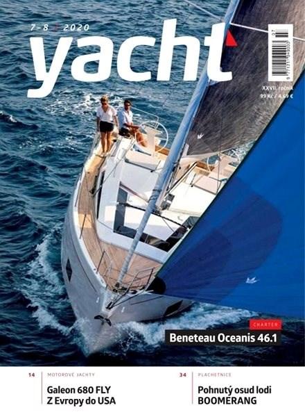 Yacht  - 07-08/20 - Elektronický časopis