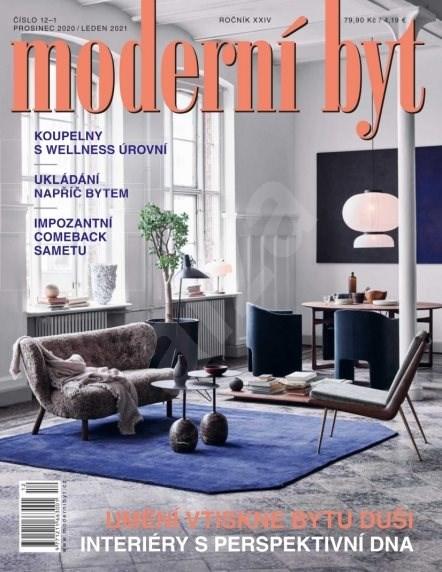 Moderní byt - 12/2020 - Elektronický časopis