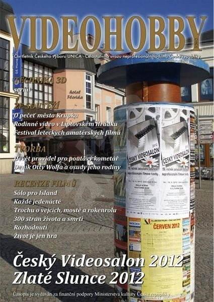 VIDEOHOBBY - VIDEOHOBBY 3/2012 - Elektronický časopis