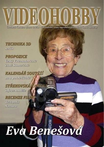 VIDEOHOBBY - VIDEOHOBBY 1/2012 - Elektronický časopis