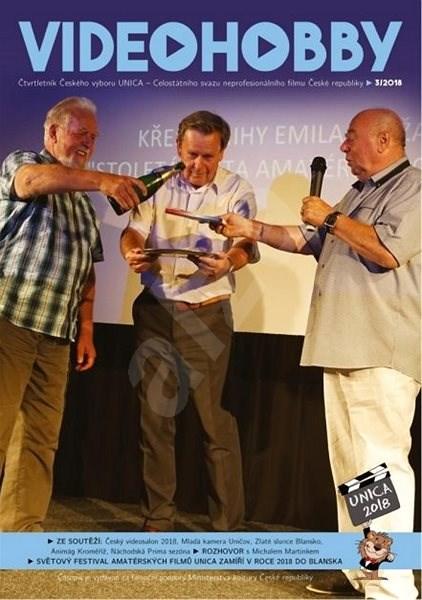 VIDEOHOBBY - 3/2018 - Elektronický časopis