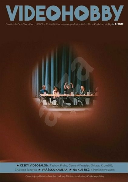 VIDEOHOBBY - 2/2019 - Elektronický časopis