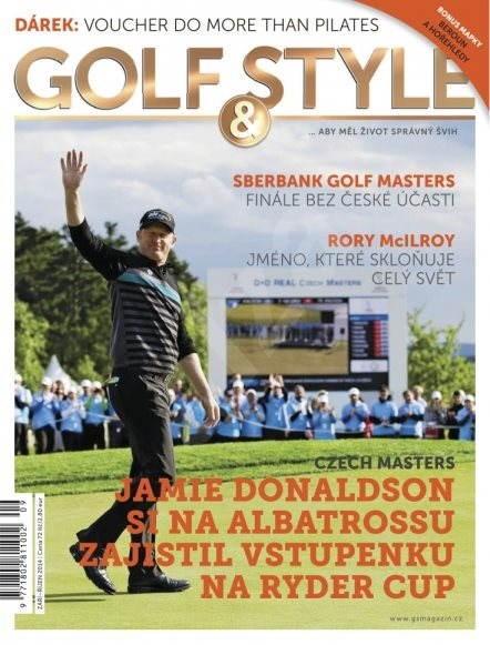 Golf&Style - 9-10/2014 - Elektronický časopis