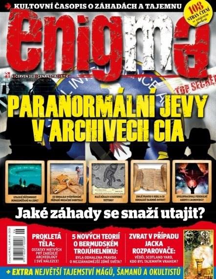 Enigma - 6/20 - Elektronický časopis